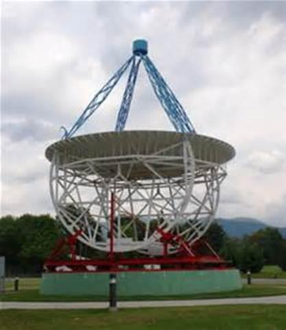 Rebers Radio Telescope