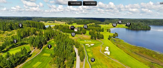 Mercredi - 15h00 - Kitäjä South East Course