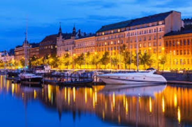 Samedi - Retour à Helsinki