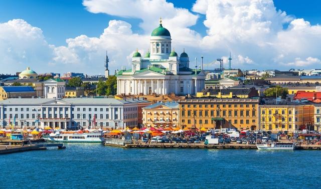 Dimanche - City Tour Helsinki