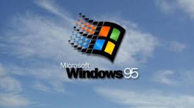 Creación de windows 95