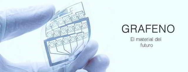 Grafeno, el material del futuro