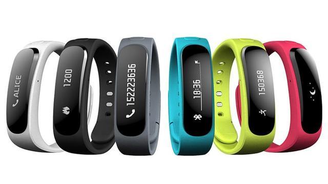 Los wearables de Huawei