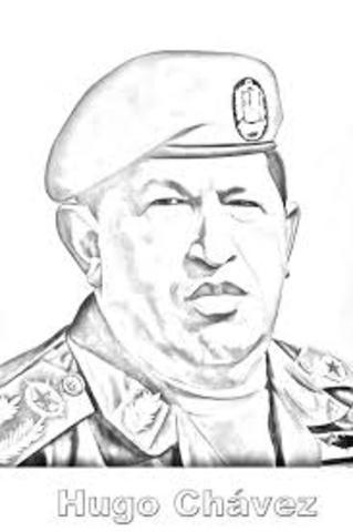 HUGO RAFAEL CHÁVEZ
