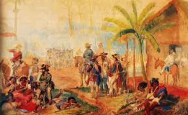 VENEZUELA ENTRE 1870-1899