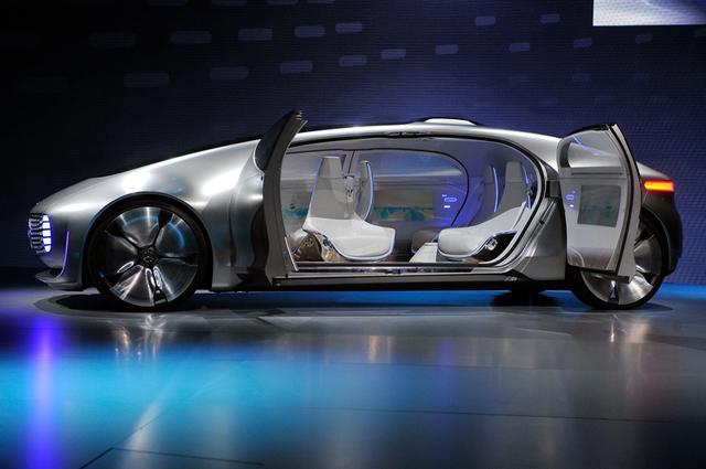 Mercedes Benz Inteligente