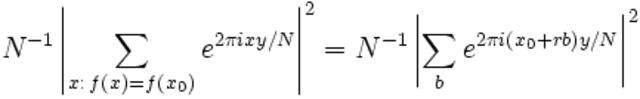 Algoritmo de shor