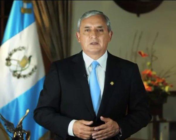 Otto Fernando Pérez Molina
