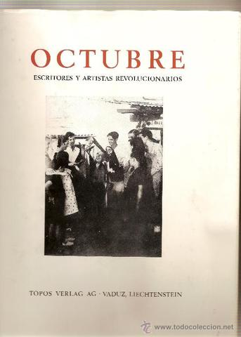 Revista Octubre.