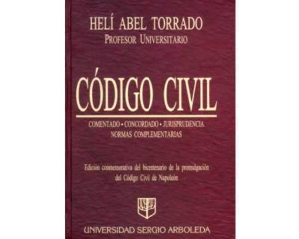 Adopción del Codigo Civil Colombiano