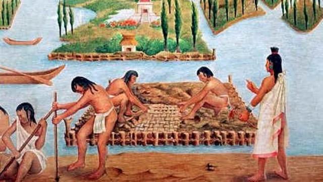 Pueblos Aztecas