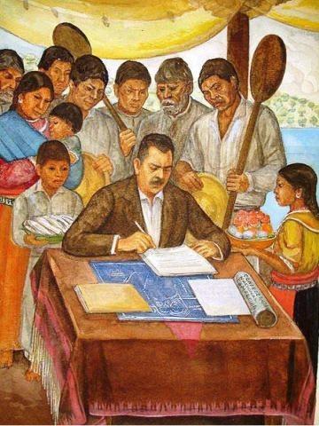 Código Agrario de Lázaro Cárdenas
