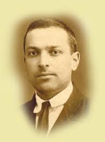 Lev Seminovich Vygotsky