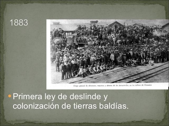 Decreto sobre Colonización y Compañías