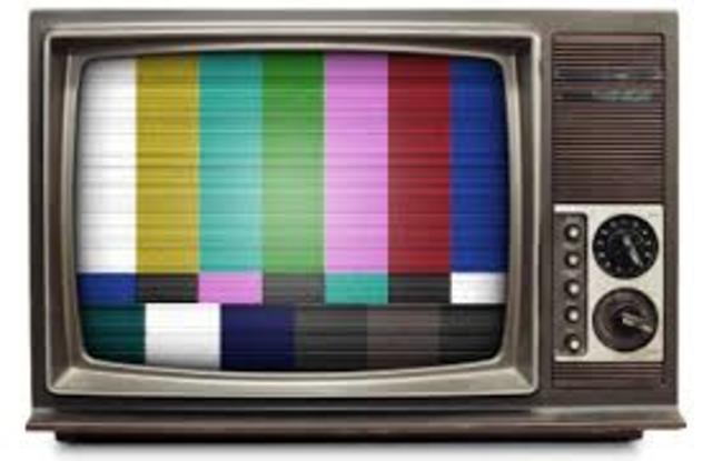 Nace la televisión