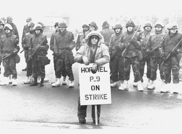 Hormel Foods Strike