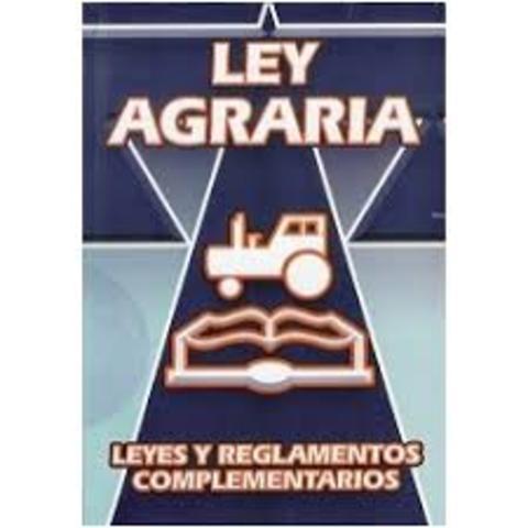 Ley Agraria 1992