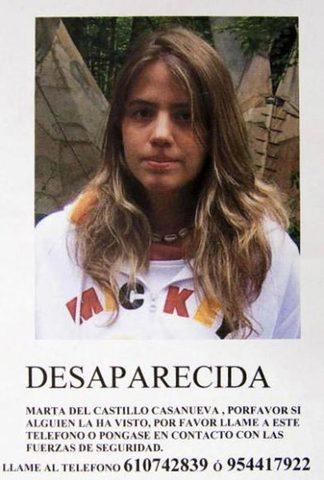 La desaparición de Marta del Castillo