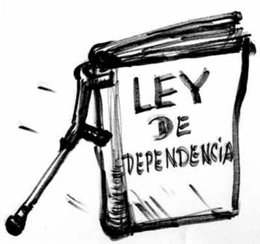 Se pone en marcha la ley de dependencia