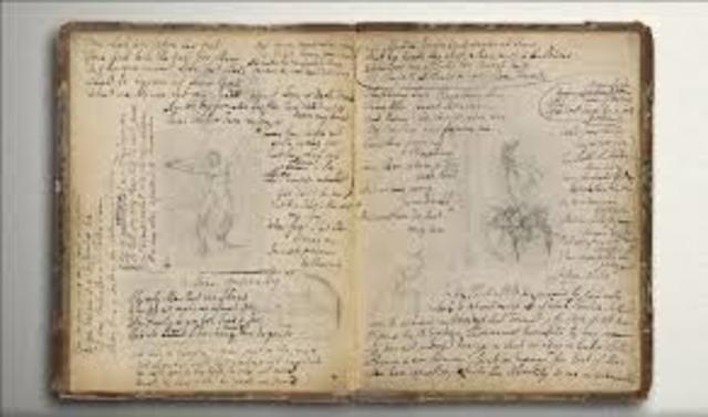 Sus primeros escritos