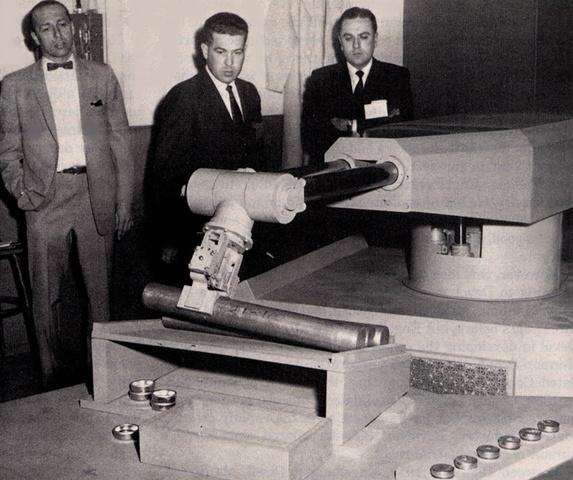 Primeiro Robô Programável