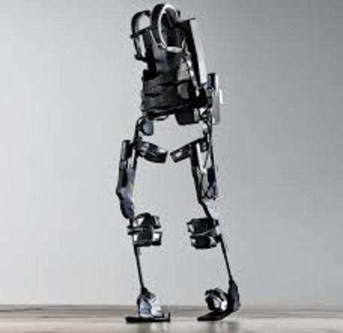 Exoesqueletos