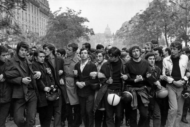 Revueltas estudiantiles.
