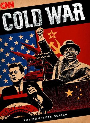 Cold War begins 1945