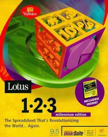 LOTUS 123