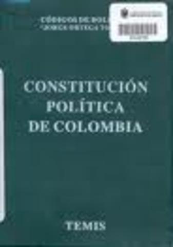 cosntitucion politica de 1991