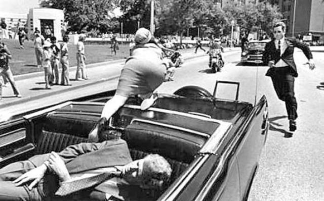 John F. Kennedy fue asesinado