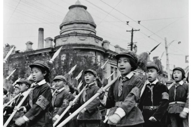 Revolución cultural en China