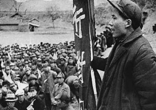 Los comunistas vencieron la guerra civil China