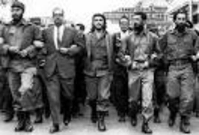 La revolución en Cuba