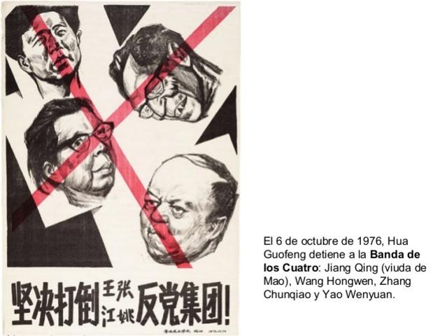 La China posmaoísta