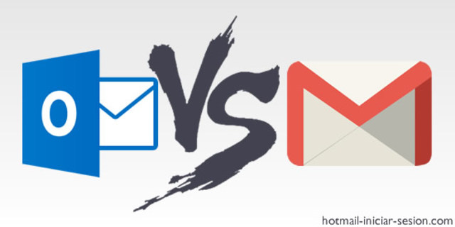 GMAIL SUPERA A OUTLOOK
