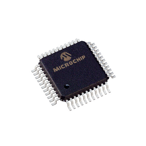 The Microchip co-invented by Jack Kilby of Texas Instruments