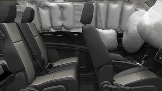 Airbag patent granted