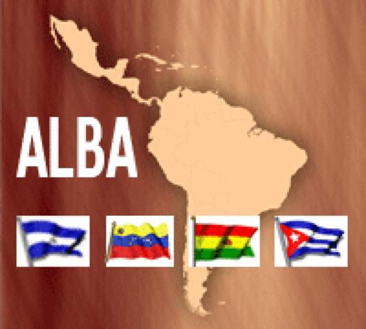 ALBA (Alternativa Bolivariana Para Las Americas