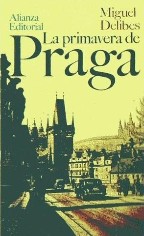 """""""La primavera de Praga""""."""