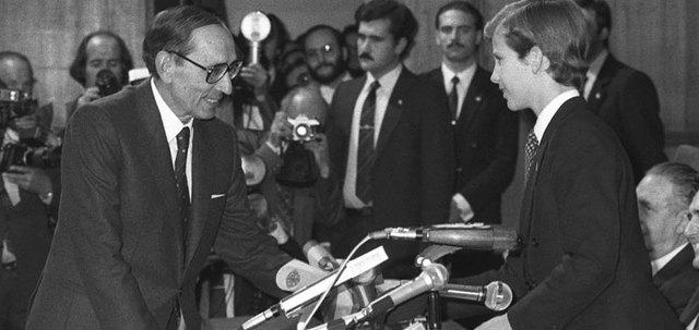 Premio Príncipe de Asturias.