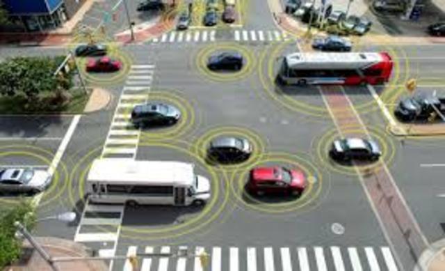 Comunicación entre automoviles
