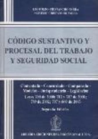 Decreto 2351 de 1965