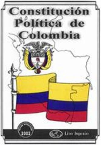 Constitución de 1991.