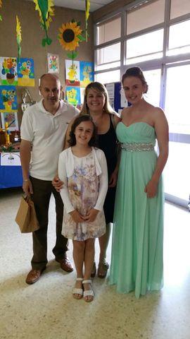 Graduació de la meva germana Raissa