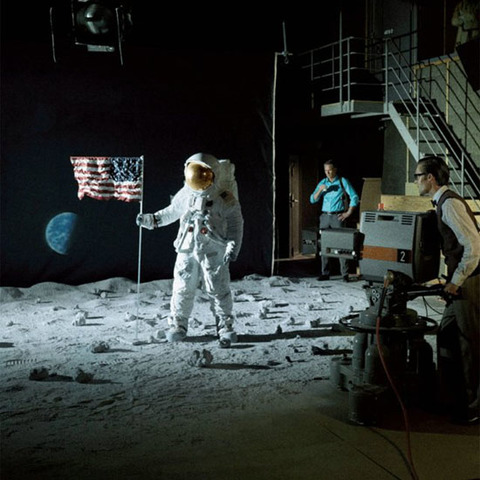 Faked Moon Landing