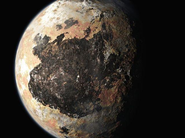Pluto a dwarf planet