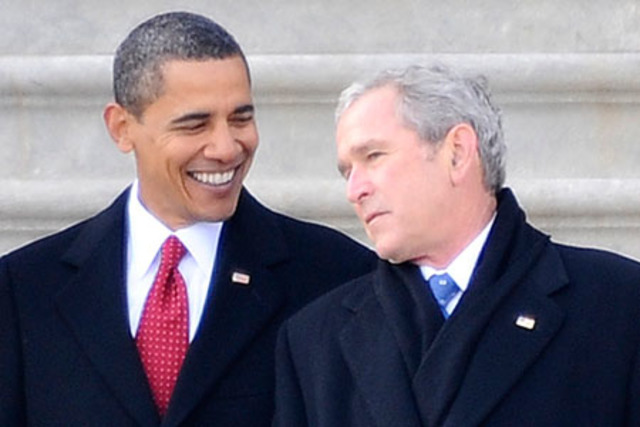 Obama elected