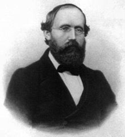 Georg Friedrich Bernhard Riemann (Breselenz, Alemania, 17 de septiembre de 1826 - Verbania, Italia, 20 de julio de 1866