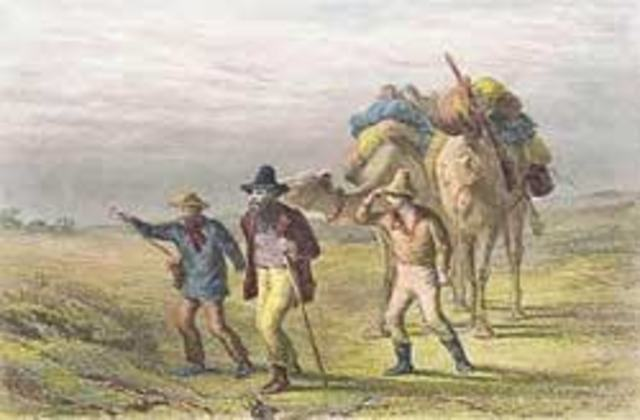 1606-Early explorers set out to investigate The Great Southern Land.